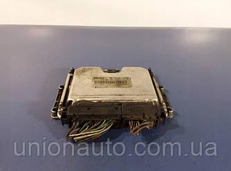 Блок управление двигателем RENAULT KANGOO 1.9DTI 8200118522 0281010502