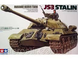 Тяжелый советский танк ИС-3 Tamiya