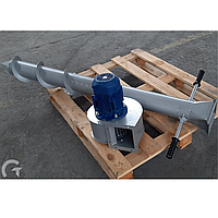 Аэратор зерна 1,5 кВт (Зерновентилятор, зерносушка, веялка для зерна). 380 Вт
