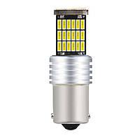 Автомобільна LED лампа 1156 BA15S 24В 4014SMD 45 шт  (2010001860600), фото 1