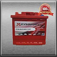 Аккумулятор X-FORCE 55Ah/540A R+ (ИКСФОРС) (6CT- 55Aз 540A R MF) Автомобильный АКБ Турция НДС