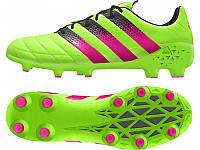 Бутсы футбольные Adidas ACE 16.1 FG/AG Leather AF5099