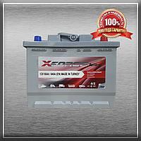 Акумулятор X-FORCE 65Ah/640A L+ (ИКСФОРС) (6CT - 65Аз 640A L MF) Автомобільний АКБ Туреччина ПДВ