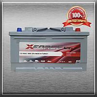 Аккумулятор X-FORCE 85Ah/850A R+ (ИКСФОРС) (6CT- 85Aз 850A R MF) Автомобильный АКБ Турция НДС