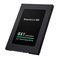 """Накопитель SSD 2.5"""" 120GB Team (T253X1120G0C101), фото 2"""