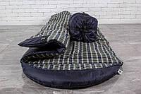Туристический спальник, спальный мешок бязь до-5