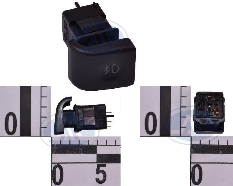 Кнопка противотуманных фар ВАЗ 2110-12 передних
