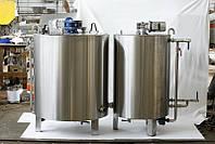 Ванна нормализации сливок (пар, электро) ВН-600 (0,6 м³/ч)