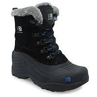 Зимние, супер теплые, ботинки - сноубутсы Karrimor (оригинал) размер 38, стелька 25 см, для мальчика подростка