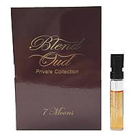 Blend Oud 7 Moons Парфумована вода (пробник) 2ml