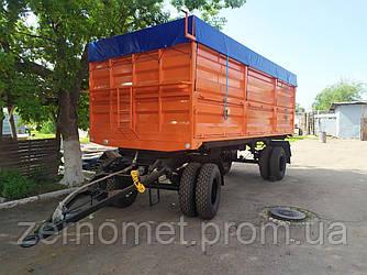 Причіп вантажний самоскид 2ПТС-14