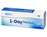 Однодневные контактные линзы Maxima 1 -day Premium