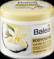 Крем для тела кокос Balea Bodycreme Cocos&Vanille