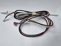 Датчик температури INDESIT (162,002,641,00)( 3 датчика на 1 фішку ) 10 кОм 125/125/180 см оригінал