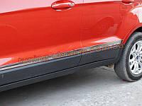 Молдинг на двери Ford Ecosport 2013+