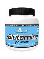 OLIMP - L-Glutamine  250 g Глютамин обеспечивает мышечной рост и восстановление