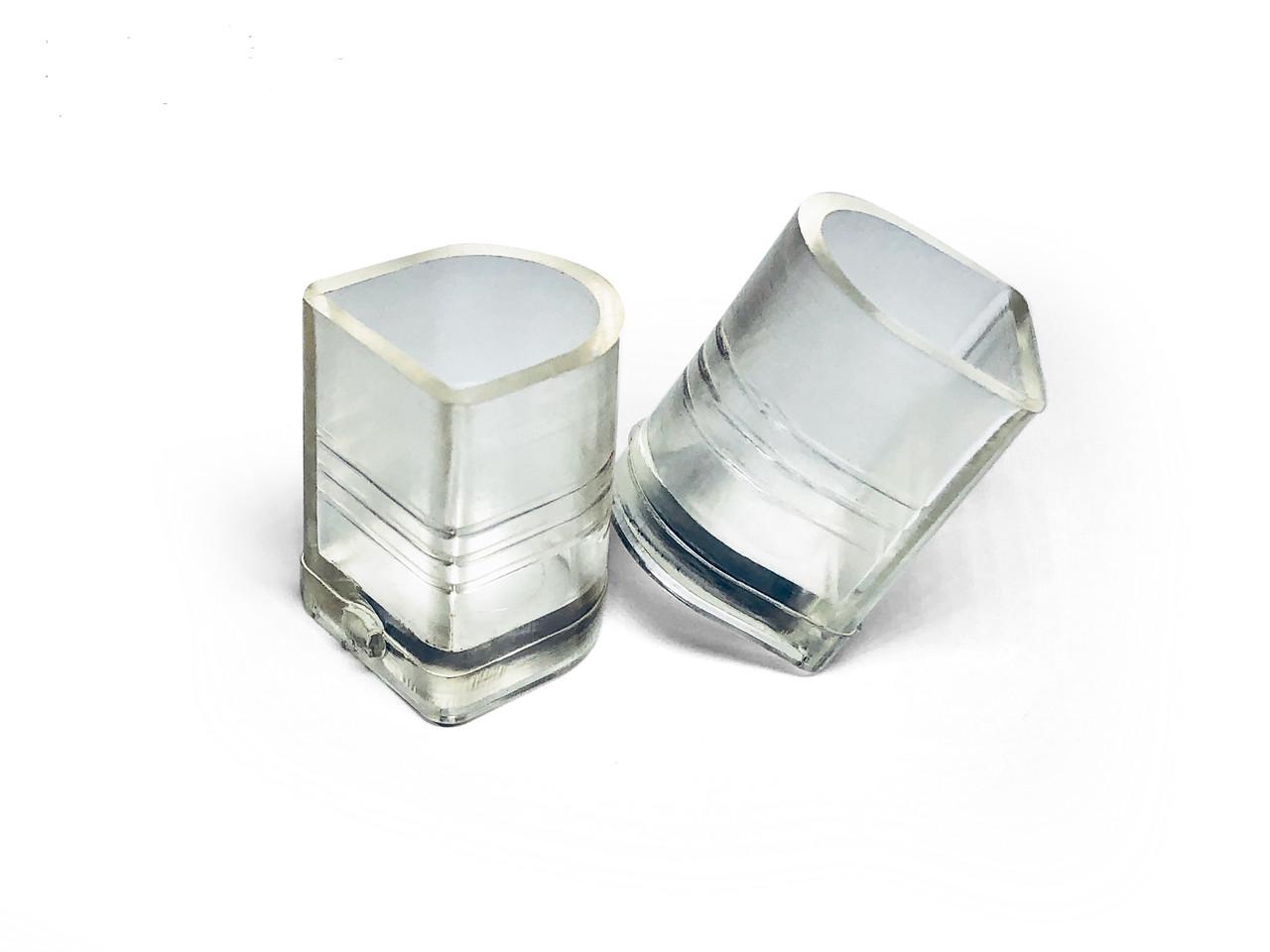 Накаблучники для танцювального взуття SLIM (20 пар в упаковці)