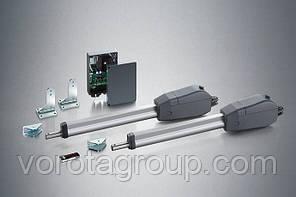 Автоматика для розпашних воріт Sommer Twist 350 E (повний комплект)