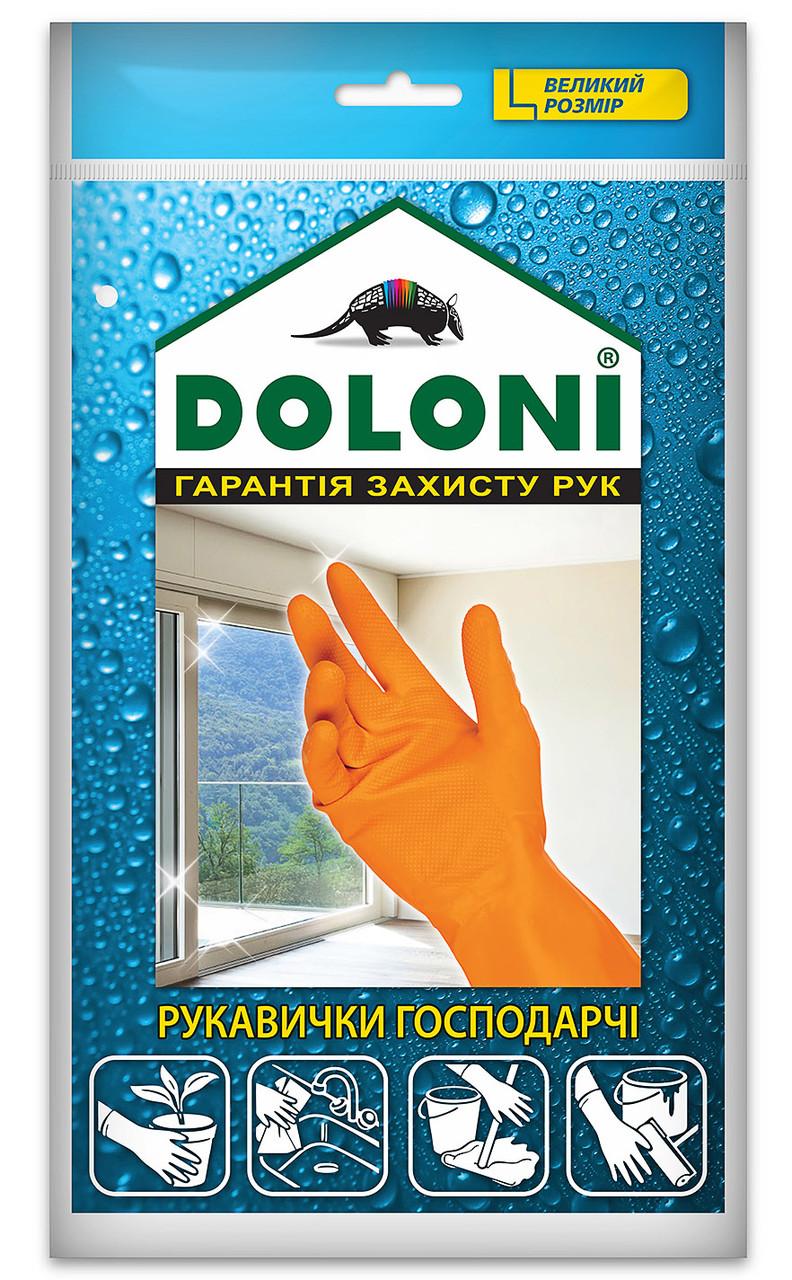Перчатки універсальні Doloni L