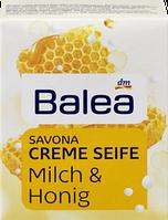 Мыло кусковое мед с молоком Balea Creme Seife milch&honing