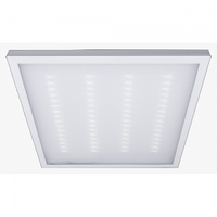 Светильник  LED-SH-595-20 OPAL 6400K растр. унив  (595*595)