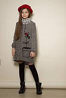Платье для девочки подростка, размеры 34, 36, 38. (арт.ПЛ68)