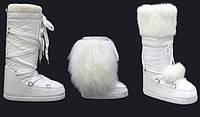 Луноходы (дутики) - хорошая зимняя обувь которая и прижилась у землян