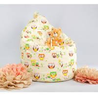 Детские кресло-мешок, пуфики
