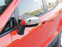 Хромированные накладки на зеркала Ford Ecosport 2013+