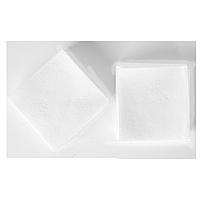 /Салфетки бумажные 220*210 500шт 1х сл в п/п упак белый PAPERO