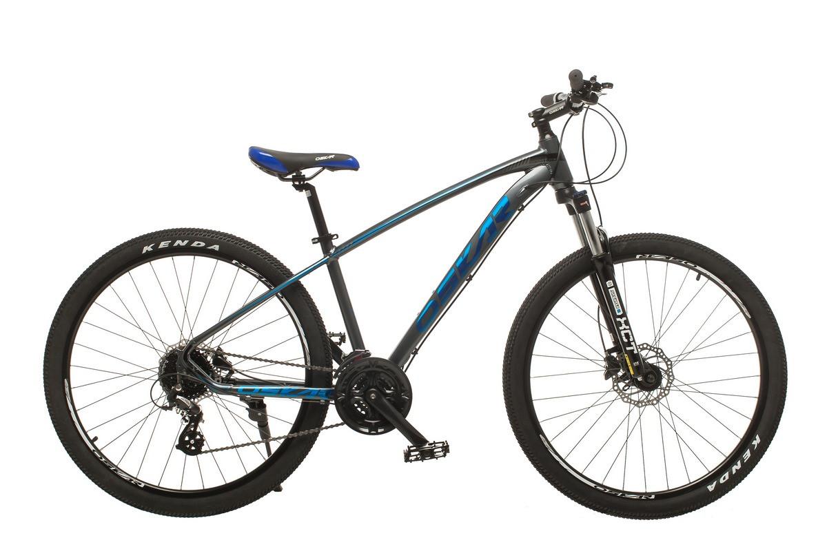"""Велосипед 27,5"""" Sporta Oskar сірий"""
