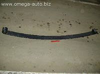 Лист коренной задней рессоры МАЗ 4370 с сайлентблоками