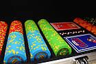 """Професійний набір для гри в покер """"Compass"""" 500 номінальних фішок в кейсі, фото 2"""