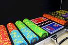 """Професійний набір для гри в покер """"Compass"""" 500 номінальних фішок в кейсі, фото 3"""