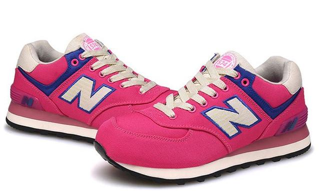 Женские кроссовки New Balance 574