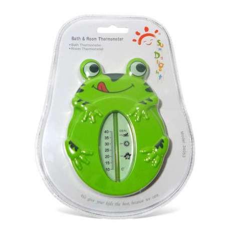 """Термометр """"Лягушка"""" для воды и воздуха"""