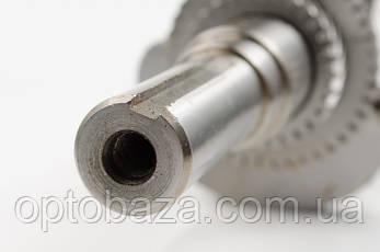 Коленчатый под шпонку для мотопомп (13 л.с.), фото 3