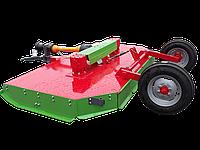 Косарко-подрібнювач садовий MCMS Warka 3м. з двома осями обертання, фото 1