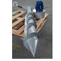 Зерновентилятор 1,1 кВт (Аэратор зерновой, веялка) с Термощупом, 220 Вт, фото 1
