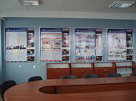 Стенды и плакаты по охране труда и технике безопасности 1