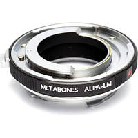 Metabones Adapter for Alpa Lens to Leica M-Mount Camera (MB_ALPA-LM-BM1), фото 1