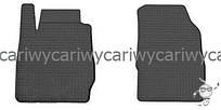 Коврики резиновые в салон Ford Fiesta 09-/Ford Fiesta 13- 2шт. Stingray