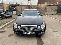 Автозапчасти на Mercedes E320 CDI 2007 (OM642) скидка 30% от рынка.