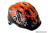 Шлем KLS MARK оранжевый