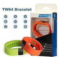 Современный Смарт браслет Tw64 Smart Band, фитнес трекер Smart Bracelet