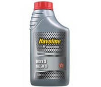 Texaco Havoline Ultra S SAE 5W-30 1л, моторное масло