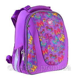"""Каркасний шкільний рюкзак H-28 """"Butterfly dance"""",серія """"Shalby"""" 557733"""
