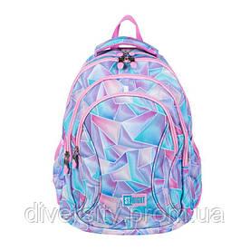 """Підлітковий шкільний рюкзак BP-02 """"HOLO"""" ST.RIGHT 627248"""