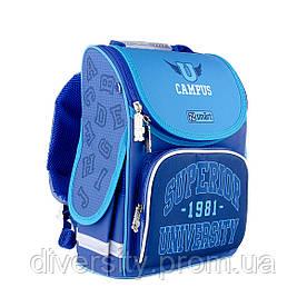 """Шкільний рюкзак,каркасний PG-11 """"Campus"""" серія """"Smart"""" 558072"""