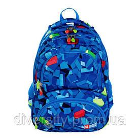 """Підлітковий шкільний рюкзак BP-07 """"Klocki"""" ST.RIGHT 627194"""